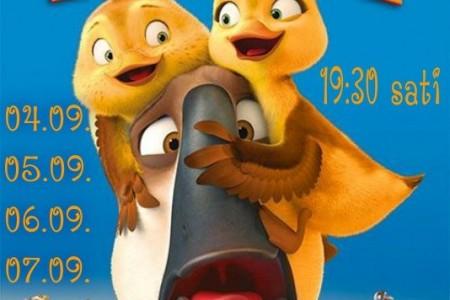 U kinu Korzo gledajte animiranu komediju Ringe ringe raja