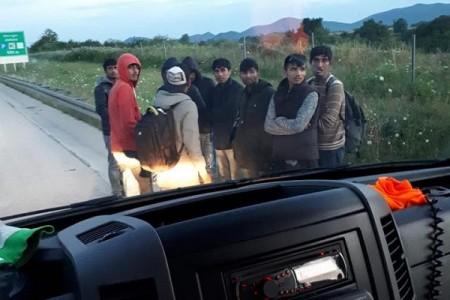TOP TEMA-migranti u Lici, mit ili stvarnost???