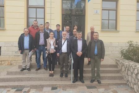 Perušić danas posjetili predstavnici Kosova