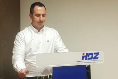 Tomislav Vrkljan izabran za predsjednika gospićke Mladeži HDZ-a!