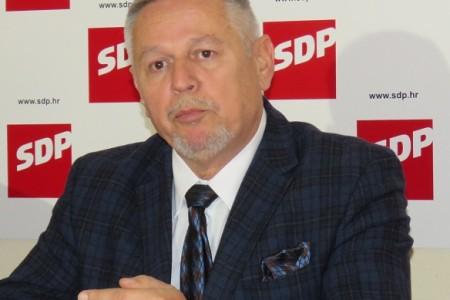 Davorko Vidović u Gospiću iznio niz SDP-ovih prijedloga za povećanje mirovina
