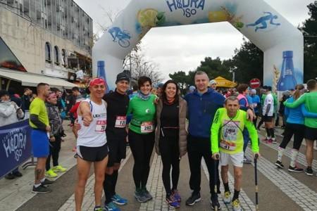 Odličan nastup gospićkih atletičara na Adria Advent maratonu u Crikvenici