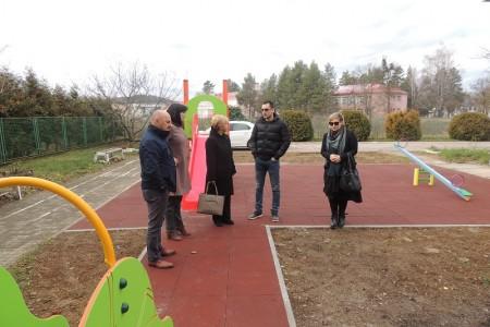 LIJEPA VIJEST: U prvoj fazi projekta Grad Gospić uložio skoro 280.000 kuna u igrališta Dječjeg vrtića  Pahuljica