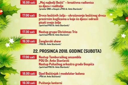 U petak i subotu u Gospiću se održava Zimski sajam