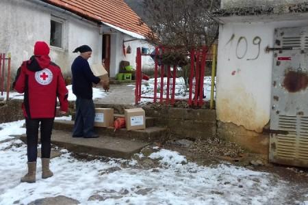Gradsko društvo Crvenog križa Gospić, veliki prijatelj potrebitima i socijalno ugroženima!