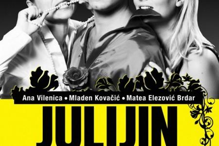 "Večeras u Gospiću predstava ""Julijin balkon""!"