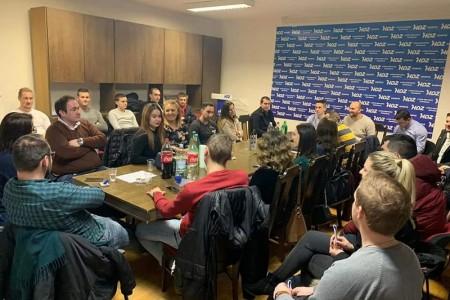 Održana konstituirajuća sjednica Županijske organizacija MHDZ-a Ličko-senjske županije