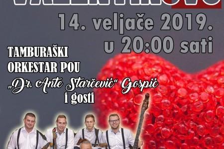 Valentinovo u Pučkom u Gospiću