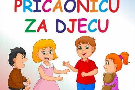 """Danas u gospićkoj knjižnici """"Pričaonica za djecu""""!"""