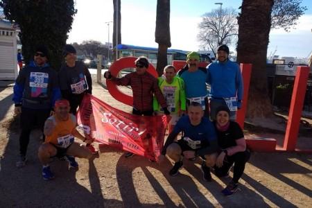Uspješan nastup gospićkih atletičara na Split polumaratonu