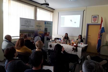 Održane su prve dvije radionice o uključivanju u sustav Lika Quality i razvoju ruralnih područja