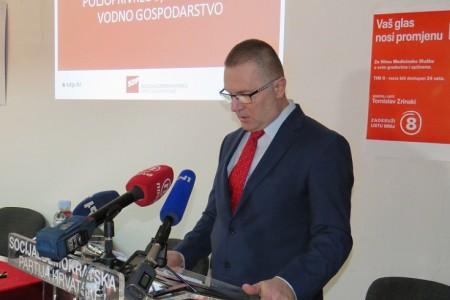 Poštena strana politike: zbog lošeg rezultata Tomislav Zrinski podnio ostavku