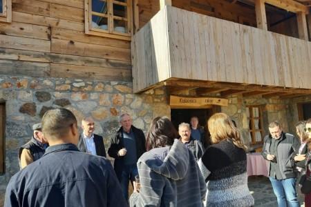 Ministar poljoprivrede Tomislav Tolušić posjetio  Stilanovu Liku