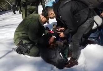 Novo priopćenje iz policije: spašena žena na Plješivici nije trudna!!!