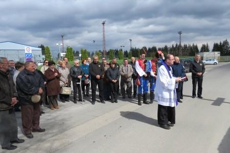 Tužno: odana počast žrtvama komunističkih zločina iz travnja 1945.godine