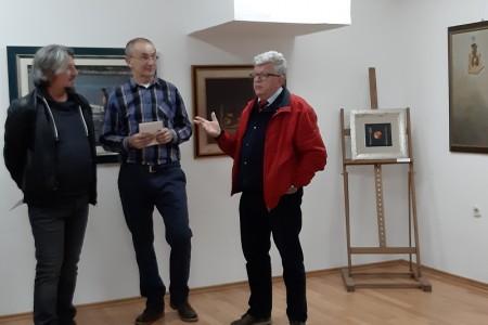 Otvorena izložba Zorana Homena