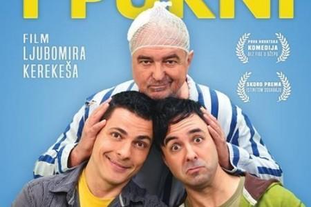 """Ovaj tjedan u kinu Korzo domaća komedija """"Ufuraj se i pukni""""!"""