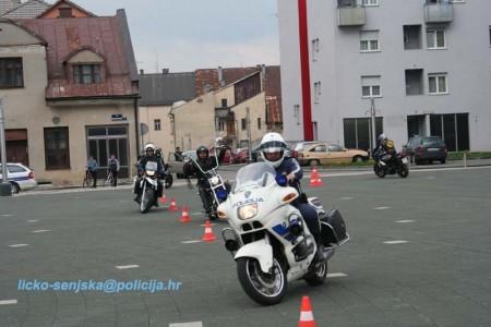 Od utorka do subote akcija Dani tehničke ispravnosti  motocikla i mopeda