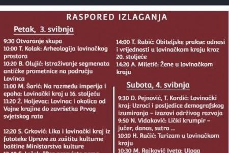 U petak i subotu u Lovincu veliki znanstveno stručni skup o povijesti, životu i kulturi Lovinca