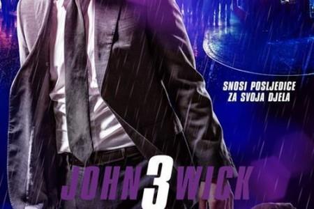 U kinu Korzo ovaj tjedan novi  nastavak velikog hita John Wick