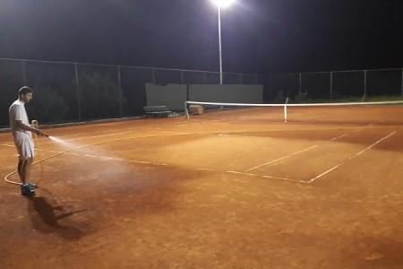 KONAČNO: kreće tenis u Gospiću