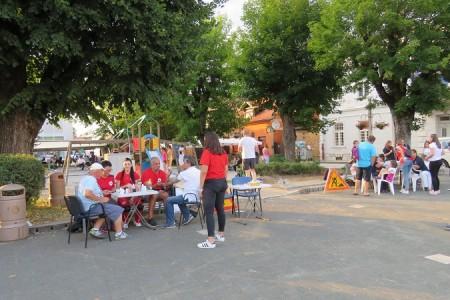 Članovi Crvenog križa iz Gospića i njemačkog Osterodea družili se s građanima