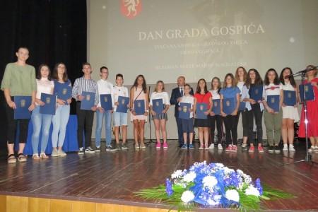 Nagrade,priznanja i pohvalnice povodom Dana grada Gospića