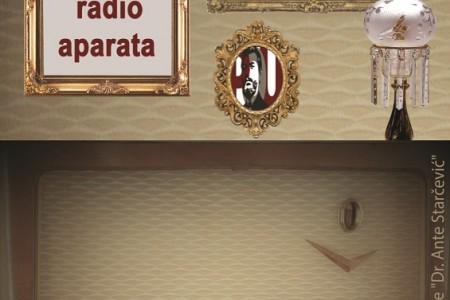 U srijedu 17.srpnja u Gospiću otvorenje izložbe starih radio aparata