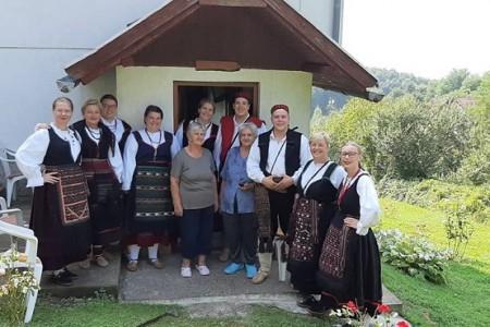 HKUD Široka Kula odlično primljeno u općini Žepče u BiH-a
