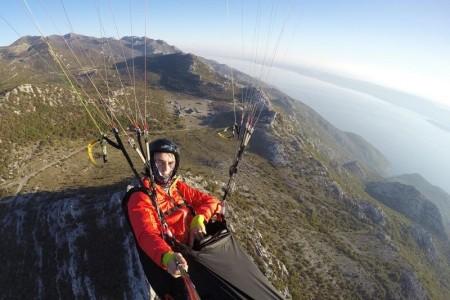 "Paragliding Hike&Fly utrka ""Baške Oštarije – Ljubičko brdo"""