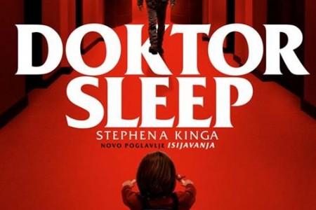 """U kinu Korzo ovaj tjedan novo poglavlje """"Isijavanja """"""""Doktor Sleep"""""""