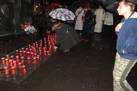 Grad heroj Gospić u spomen na žrtvu grada heroja Vukovara!