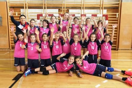 Rukometašice Gospića, 2009.godište, sjajne na međunarodnom turniru u Ivanić Gradu