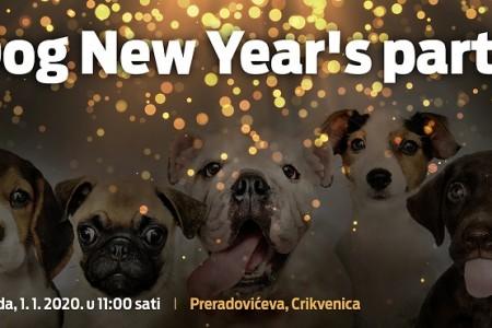 Zanimljivo: povedite svoje pse na doček Nove godine za pse i vlasnike u Crikvenici!