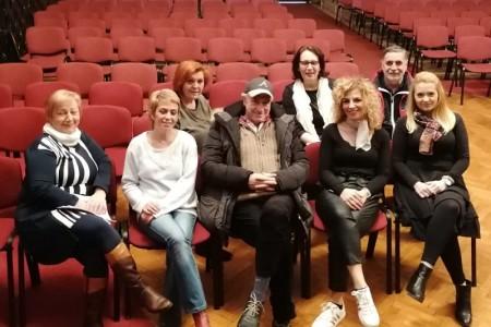 Amatersko kazalište Gospić priprema novu predstavu