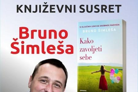 Bruno Šimleša danas u Gospiću