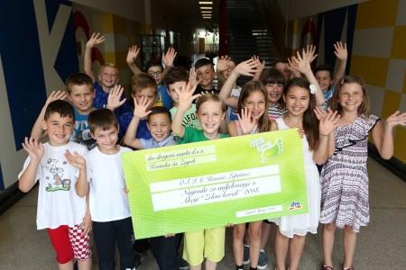 Najuspješnije škole u eko akciji Zeleni korak dm će nagraditi s 10.000 kuna