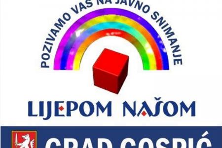 """Odgođeno snimanje emisije """"Lijepom našom"""" u Gospiću"""