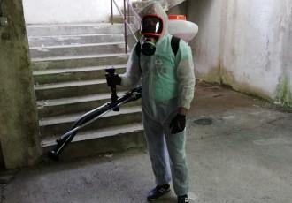 U ponedjeljak preventivna dezinfekcija višestambenih zgrada