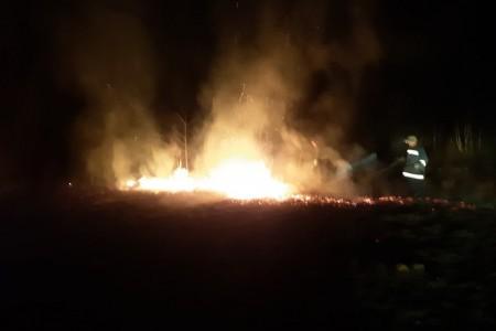 Pazariški vatrogasci pozivaju ljude da ne pale nekultivirane površine