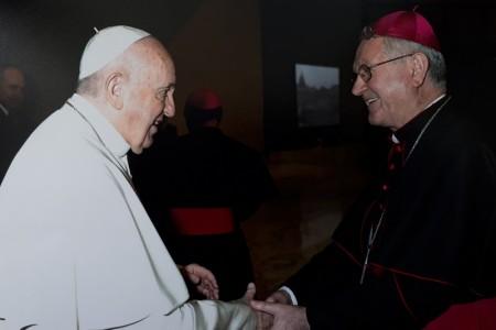 Papa Franjo udijelio apostolski blagoslov Gospićko-senjskoj biskupiji