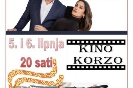 """U kinu Korzo danas i sutra od 20 sati komedija """"Pijani roditelji""""!"""
