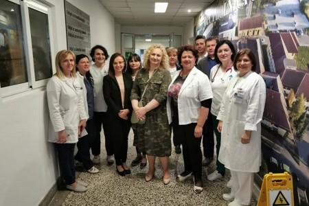 Rotary club Općoj bolnici Gospić donirao termografsku kameru vrijednu više od 100,000 kuna