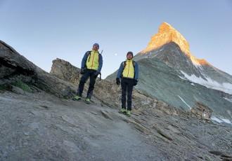 Piršljin i Krznarić u drami na Matterhornu 4.478 mnv