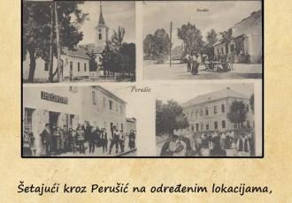 """""""Perušić kroz povijest""""- izložba na kojoj ćete šetnjom upoznati Perušić kroz povijest"""