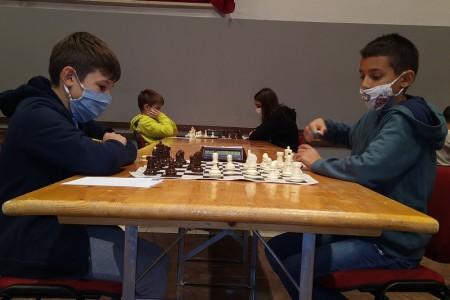 BRAVO: kadeti šahovskog kluba Gospić plasirali se u prvu hrvatsku ligu