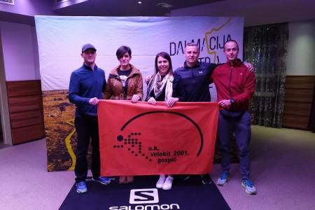 BRAVO: Atletski klub Velebit 2001.drugi na prvenstvu Hrvatske u trail-u!!!