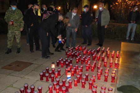 Grad heroj Gospić obilježava  herojsku žrtvu Vukovara i Škabrnje