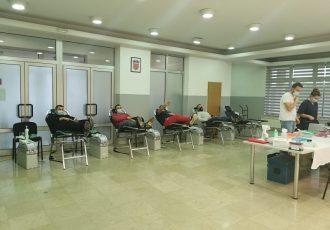 Danas je drugi dan akcije dobrovoljnog darivanja krvi u Gospiću