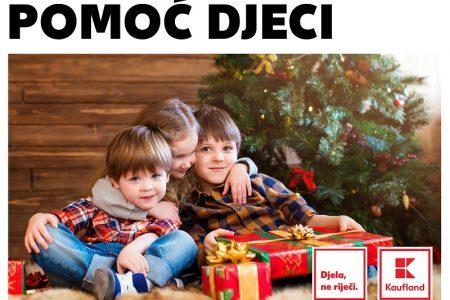 Kaufland poklanja 250.000 kuna za sve dječje domove u Hrvatskoj